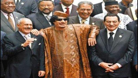 I business illegali di 7 dittatori, caduti nella primavera araba (o traballanti)