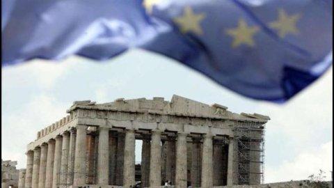 Grecia, spread da record a 1.582 punti base