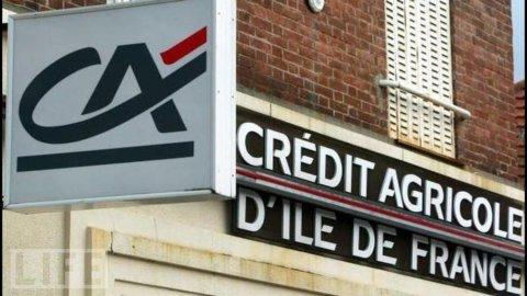 Per Crédit Agricole, conti migliori del previsto, nonostante la Grecia