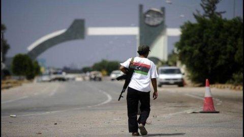 Libia: liberati i quattro giornalisti italiani