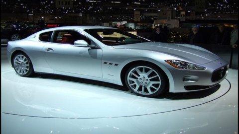 Fiat conferma 500 milioni per la Maserati a Grugliasco