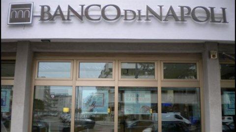 Banco di Napoli, utile semestrale + 65%