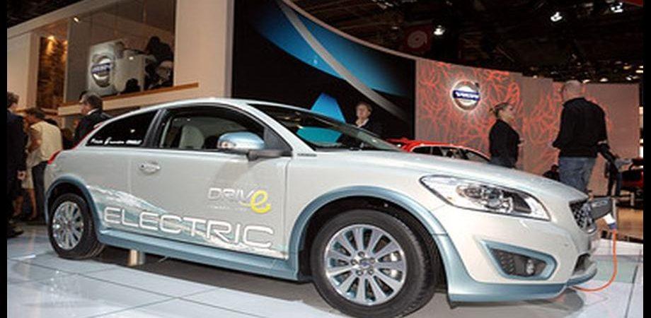 Volvo e Siemens insieme per auto elettrica