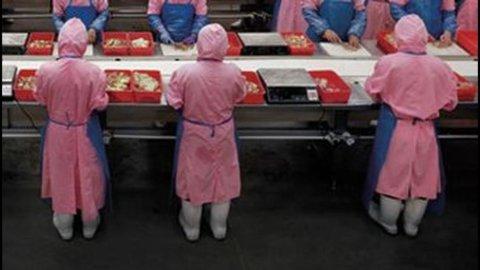 Italia, manifattura: cala bruscamente l'indice Pmi