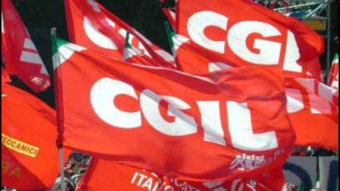 Oggi sciopero Cgil contro la manovra. Che approda in Senato