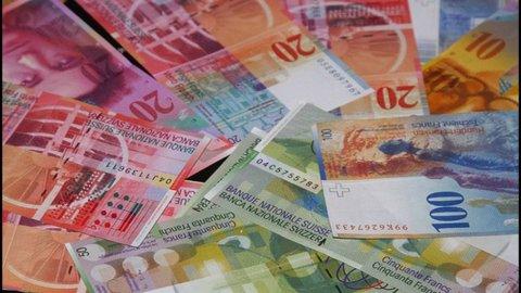 Svizzera, Bns fissa il cambio minimo franco/euro a 1,20
