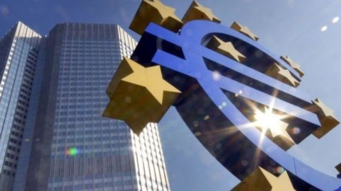Bce: ieri i depositi overnight hanno raggiunto il livello più alto da inizio anno