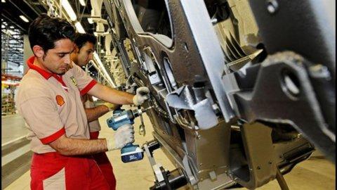 Industria, Istat: a luglio fatturato +4,5%, ordini +6,5%