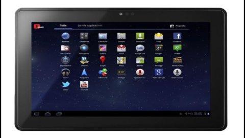 Entro settembre sul mercato italiano i nuovi tablet presentati da Olivetti: OliPad 7 e Olipad 110
