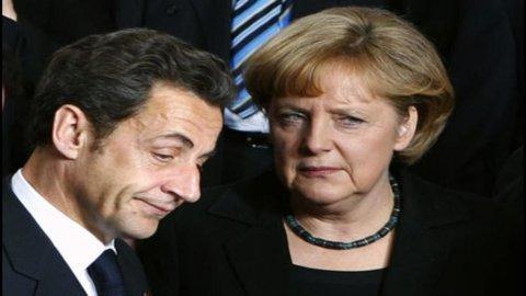 Crisi: smentita iniziativa franco-tedesca a favore della Grecia