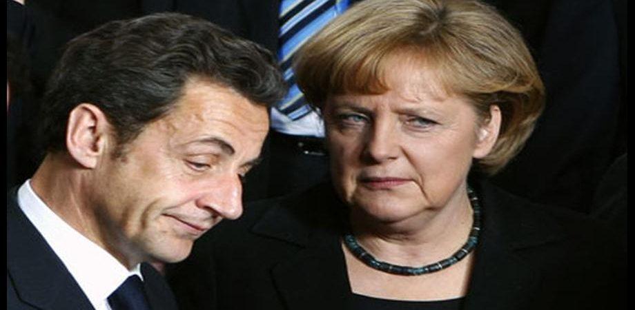 Merkel-Sarkozy, Guardian: accordo per potenziare Efsf fino a 2 mld