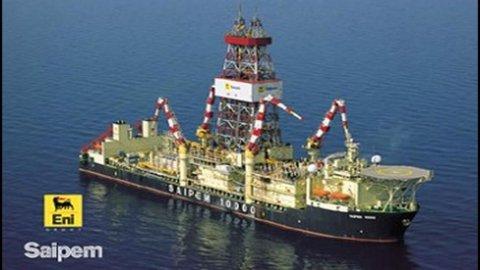 Saipem, nuovi contratti off-shore in Angola e Nigeria