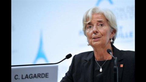 Lagarde all'attacco: il circolo vizioso della crisi sta prendendo slancio, bisogna agire