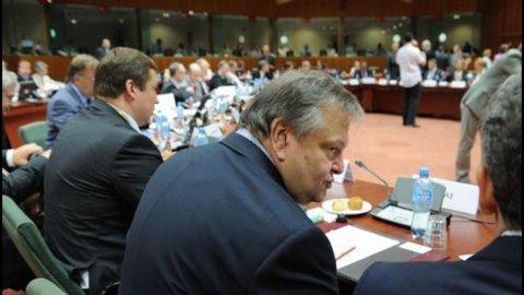 L'Ecofin slitta, le Borse scivolano