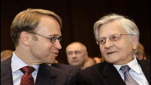 Il Presidente della Banca centrale tedesca, Jens Weidmann, avverte: rischio default per la Grecia