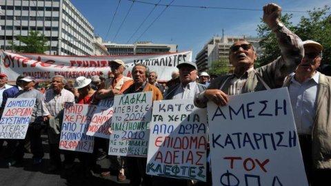 Grecia: in arrivo nuova ondata di scioperi contro il piano di austerity varato dal governo