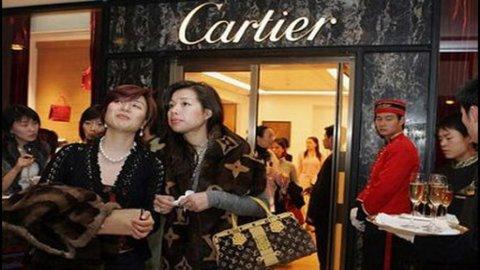 Cinesi sempre più ricchi, nonostante la crisi