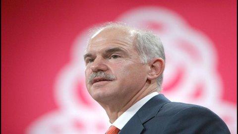 """Papandreou: """"E' una battaglia difficile"""". Ad Atene si attende una svolta dal vertice di domani"""