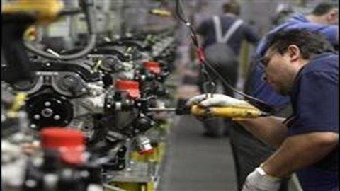 Industria, Csc: a settembre produzione cala dello 0,6%
