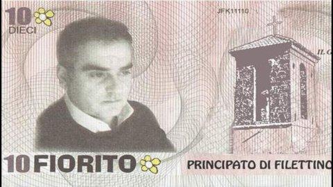 Le monete locali sfidano l'euro-dollaro per uscire dalla crisi: a Filettino (Fr) ecco il Fiorito