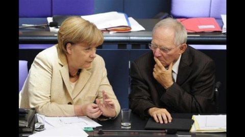 Germania, il Parlamento approva il potenziamento del Fondo Ue salva-Stati (Efsf)