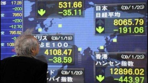 Tokyo, la Borsa chiude in parità ma il trimestre è il peggiore da oltre un anno