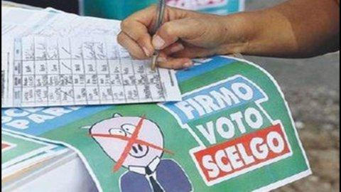 Referendum anti-Porcellum, oltre un milione di firme in Cassazione