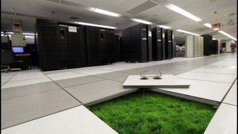Eni, al via il cantiere per il Green Data Center