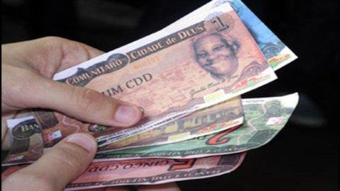 Brasile, nuova moneta sociale nella favela Cidade de Deus, a Rio. Hanno già aderito 100 commercianti