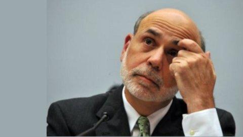 Bernanke al Congresso Usa: crescita economia molto meno robusta di quanto si pensasse