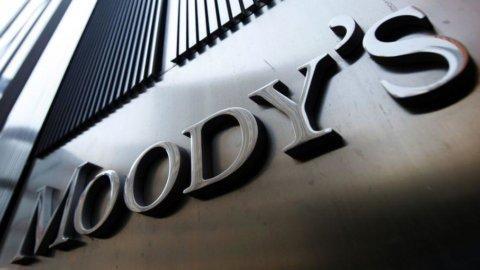 Moody's, 87 banche europee sono a rischio downgrade per il loro debito subordinato