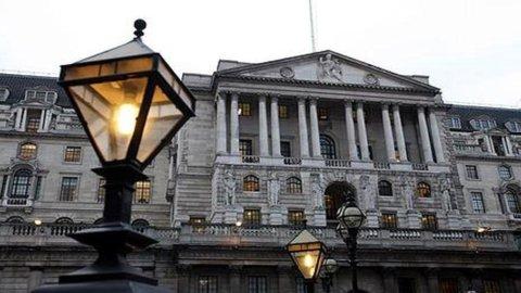 La Bank of England si prepara al crollo dell'eurozona