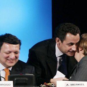 Ue, mini-summit a sorpresa a Francoforte, in attesa del vertice europeo di domenica prossima