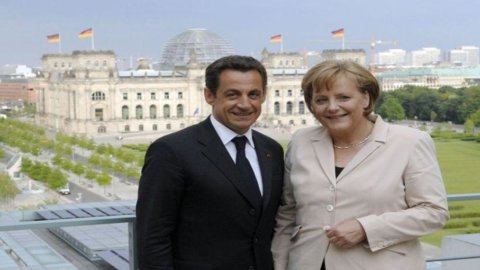 Francia e Germania stringono per ricapitalizzare le banche e fanno volare le Borse: Milano +2,49%
