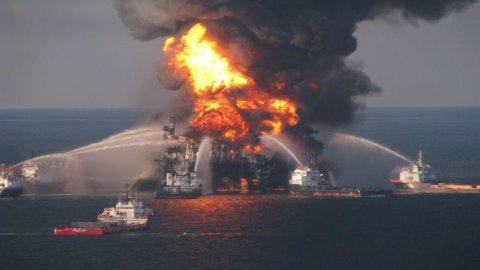 Bp e Anadarko: trovato accordo sul disastro del Deepwater Horizon
