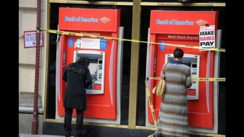 Bank of America torna in utile nel III trim: +5,89 miliardi di dollari
