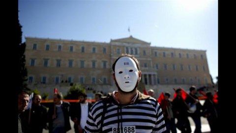 Crisi Eurozona, fra rumors e proteste