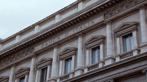 Bankitalia: rallenta la crescita dei prestiti, sia nei confronti delle famiglie che delle imprese