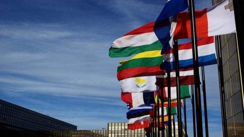 Eurostat, scende il rapporto deficit-Pil nell'area euro