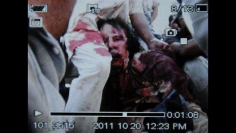 Libia, i ribelli conquistano anche Sirte: ucciso il colonnello Gheddafi