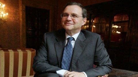 """Bankitalia, Visco: """"Per l'equilibrio dei conti serve la crescita"""""""