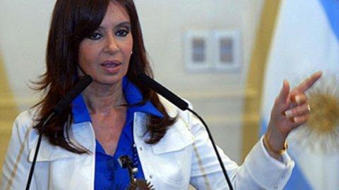 Argentina, possibile default tecnico il 15 dicembre