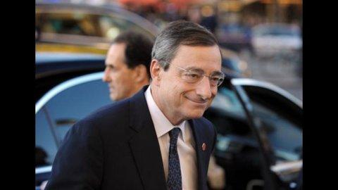 """Draghi al Governo: """"Lettera a Ue passo importante, ma fin qui riforme inattuate"""""""