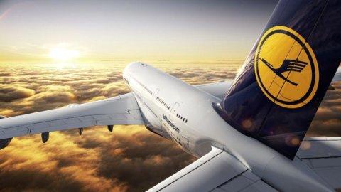 Lufthansa, la British Midlands affossa i conti
