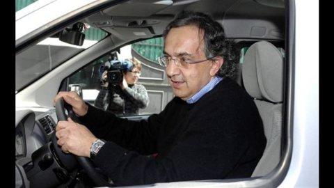 """Chrysler, Marchionne: """"Trimestre eccezionale, ma per l'Ipo aspettiamo tempi migliori"""""""