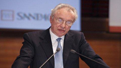 """Telecom Italia, Bazoli: """"Fiducia in una soluzione"""""""