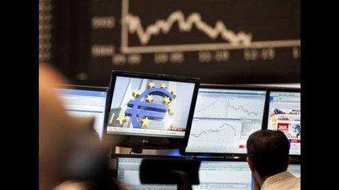I timori sulla Spagna, il sì alla Tobin Tax e le trimestrali Usa affossano le Borse: Milano -1,8%