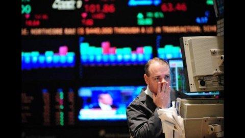 Incubo Spread Btp-Bund: nuovo record a 439. E le Borse crollano