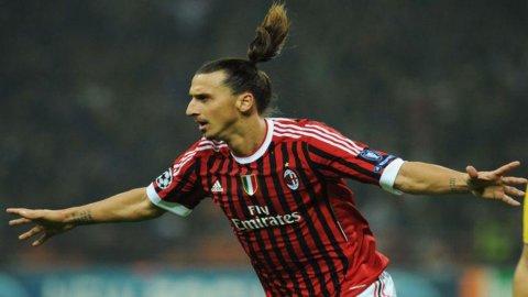Champions, il Milan si qualifica in Bielorussia nel segno di Cassano e oggi tocca a Inter e Napoli