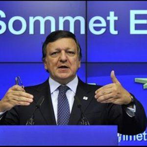 """Grecia, Barroso: """"Condizioni ancora più dolorose se il referendum boccia gli aiuti"""""""